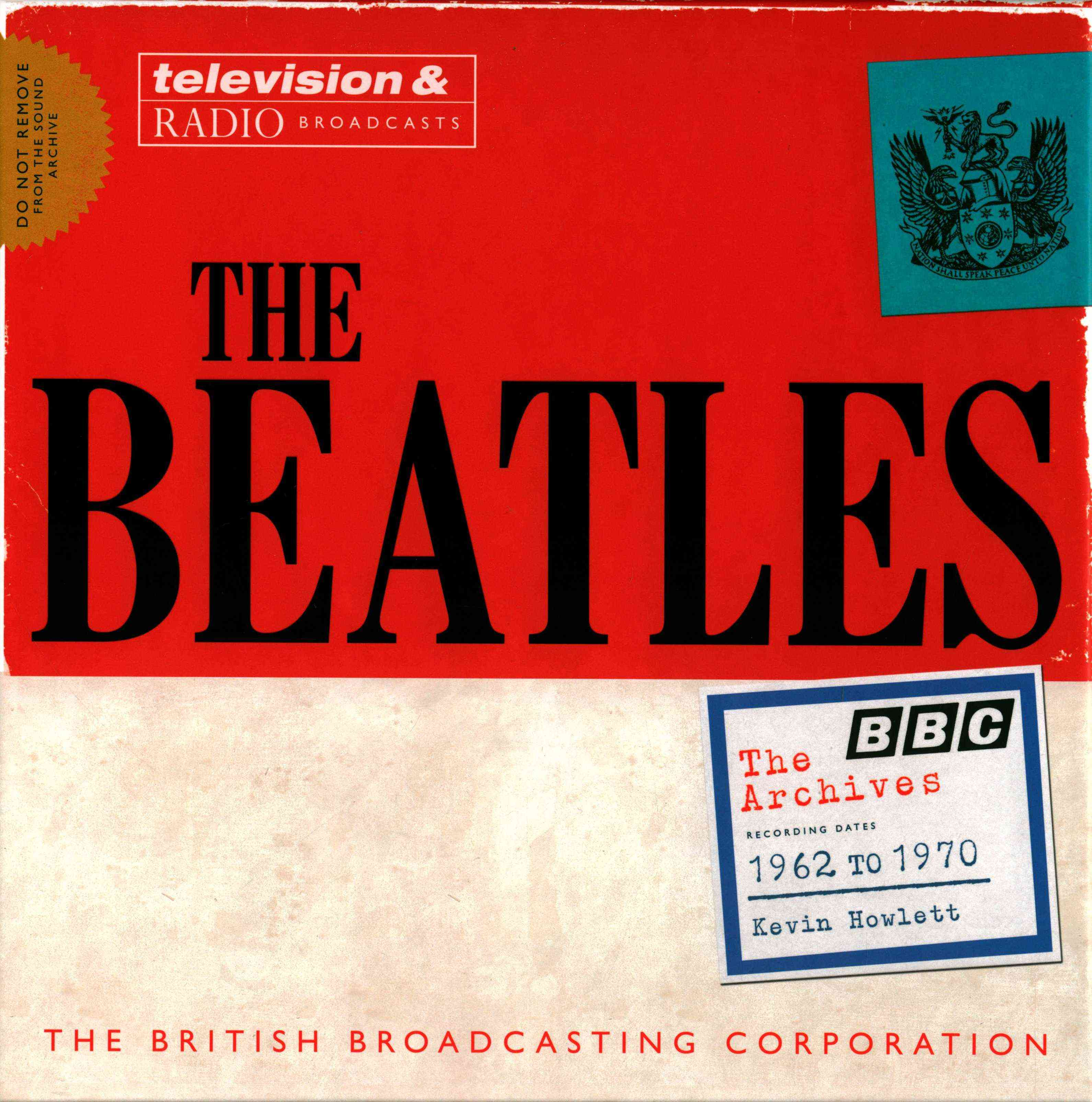 Beatles at the BBC By Howlett, Kevin
